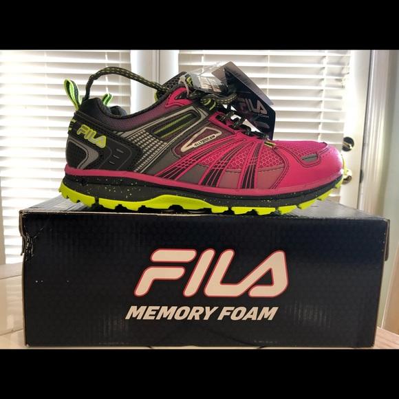 Fila Shoes | Nwt Memory Tko Tr 40 Size